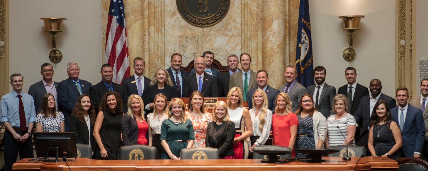 Under 40 Group Visits State Capital