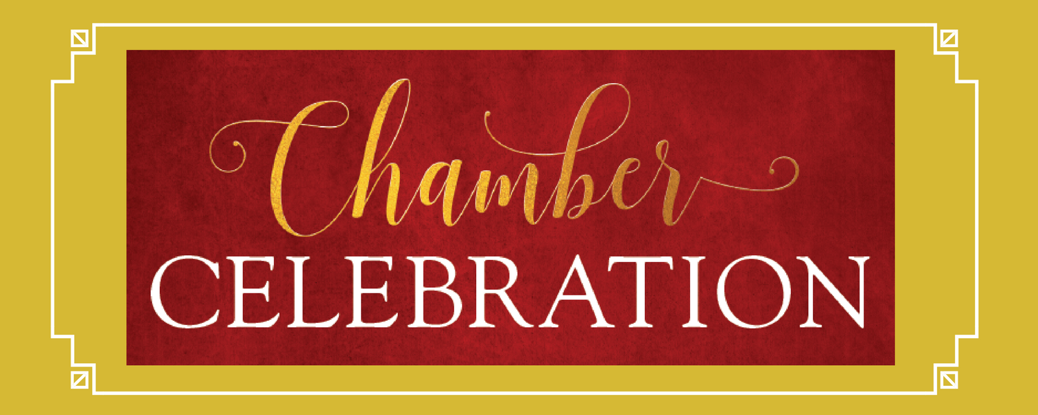 Annual Chamber Celebration is Friday, January 26!