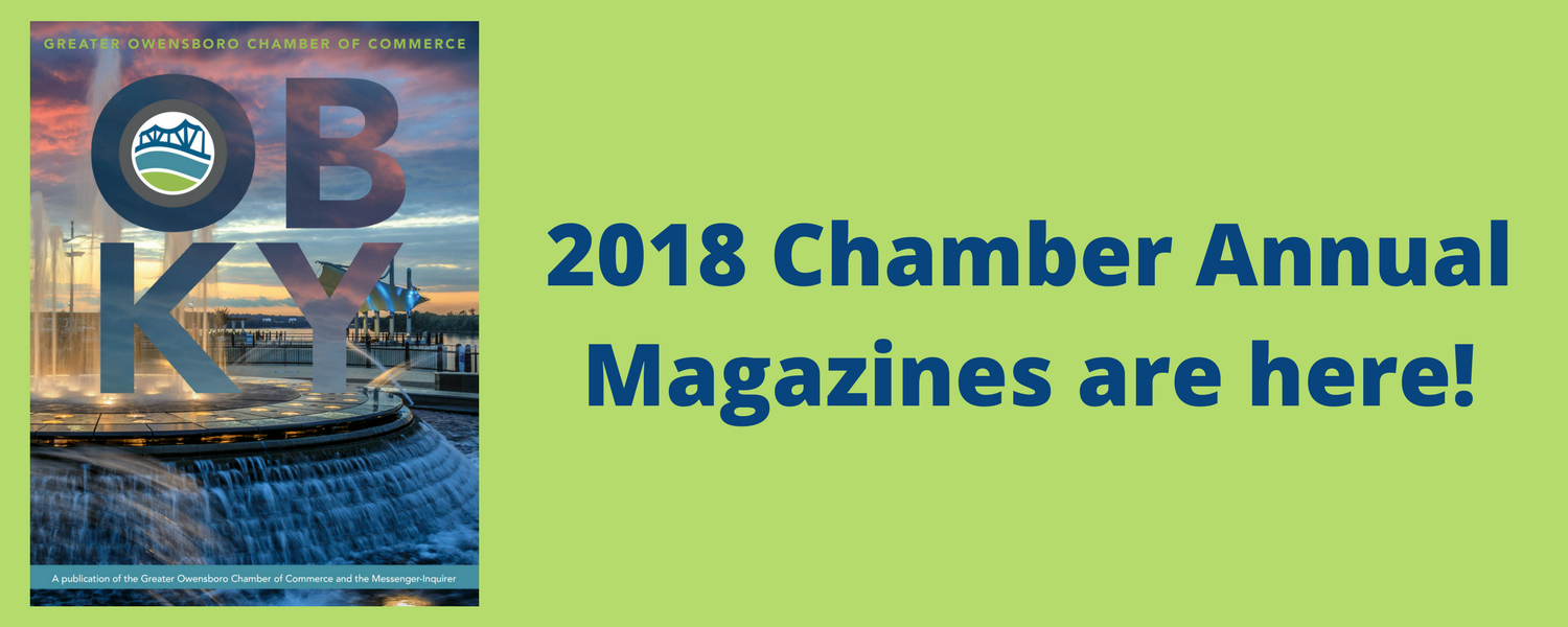 Click the banner above to view the 2018 Magazine!