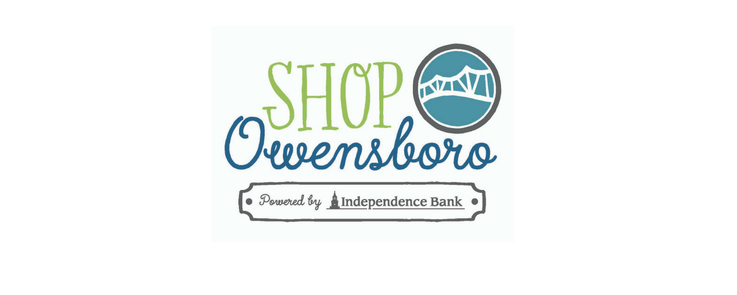 Save the Date: Shop Owensboro, powered by Independence Bank is Saturday, November 25!