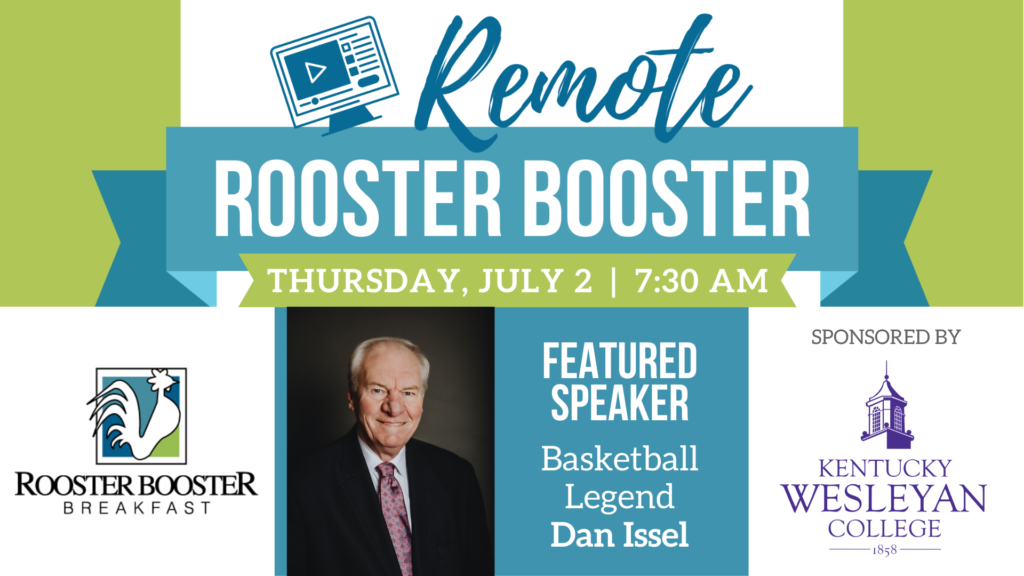 July Rooster Booster